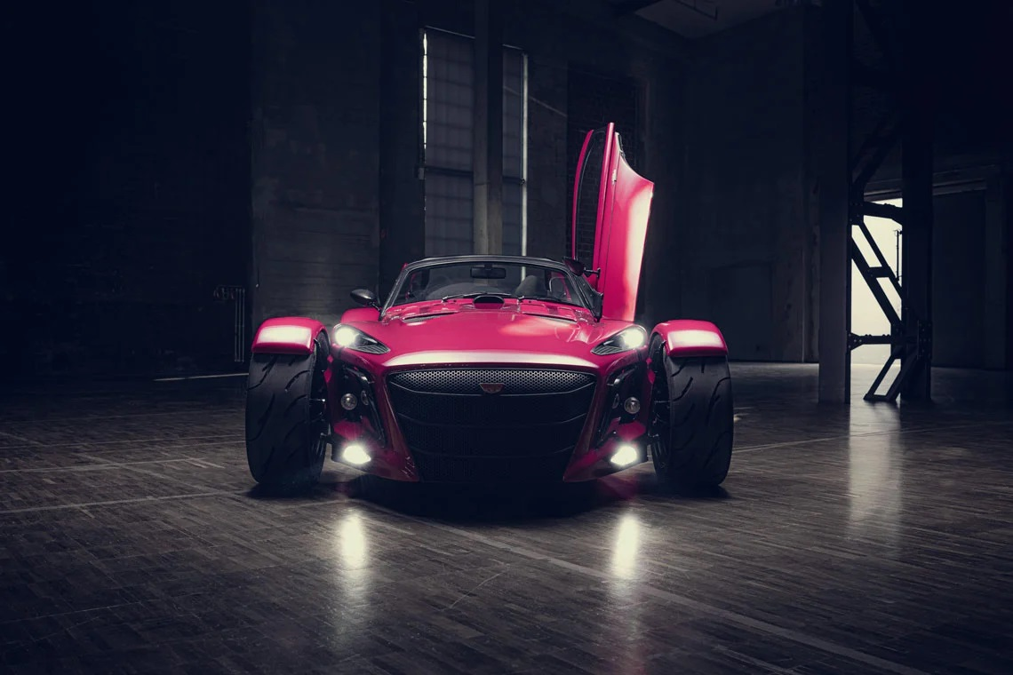 2022 Donkervoort D8 GTO Individual Series