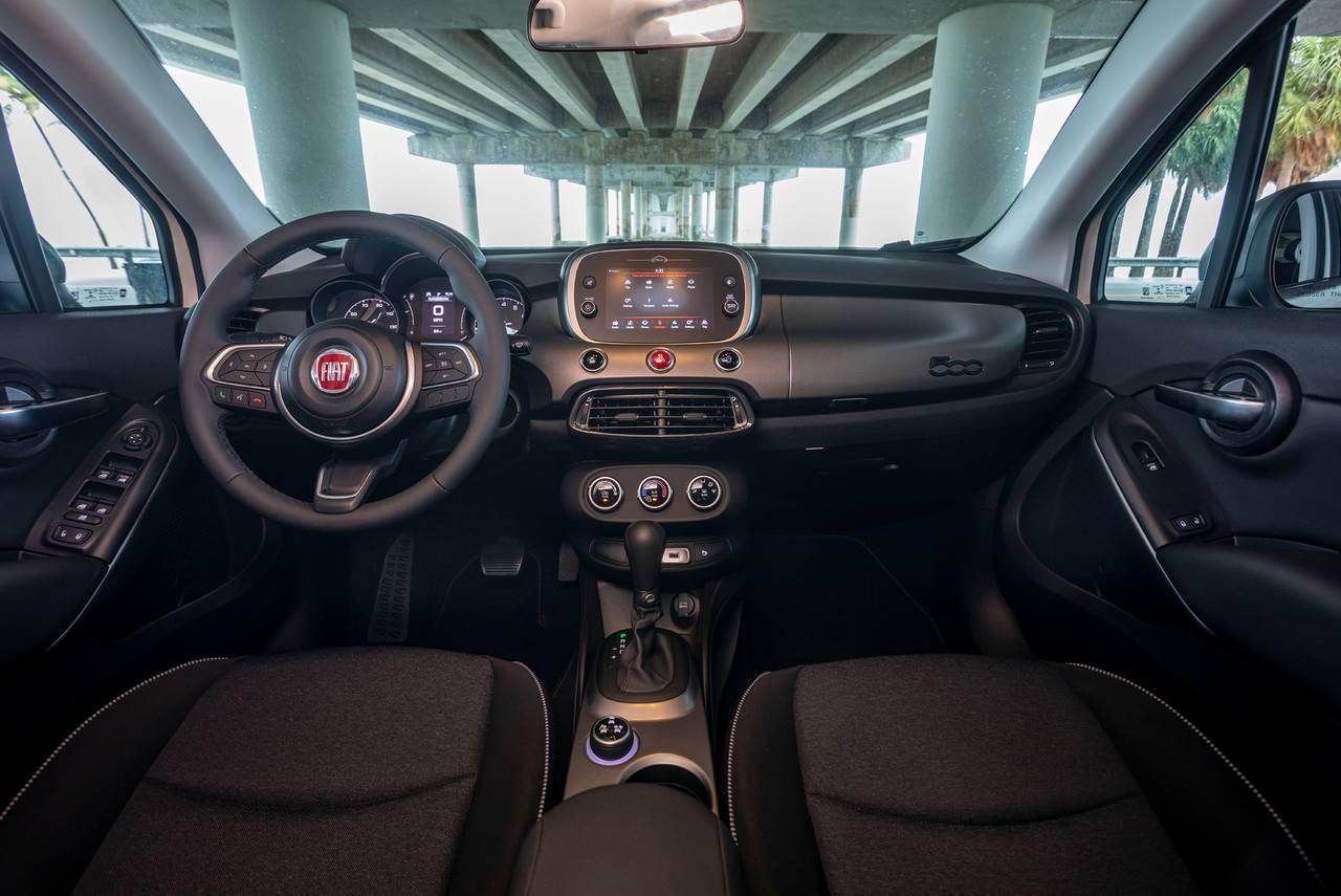 2022 Fiat 500X