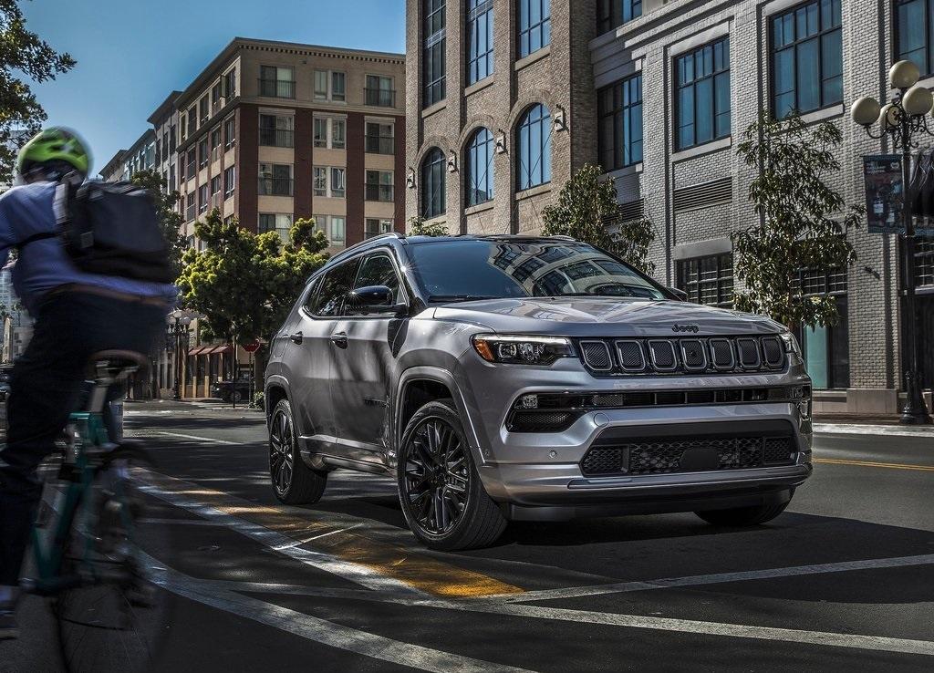 2022 Jeep Compass (US)