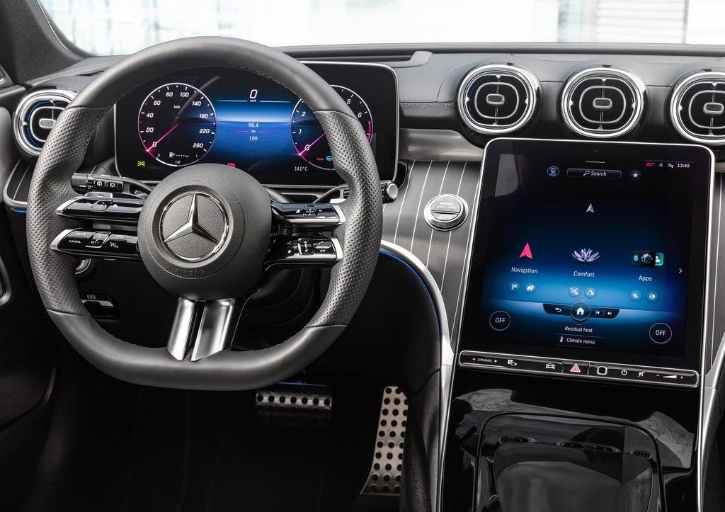 2022 Mercedes-Benz C-Class Estate