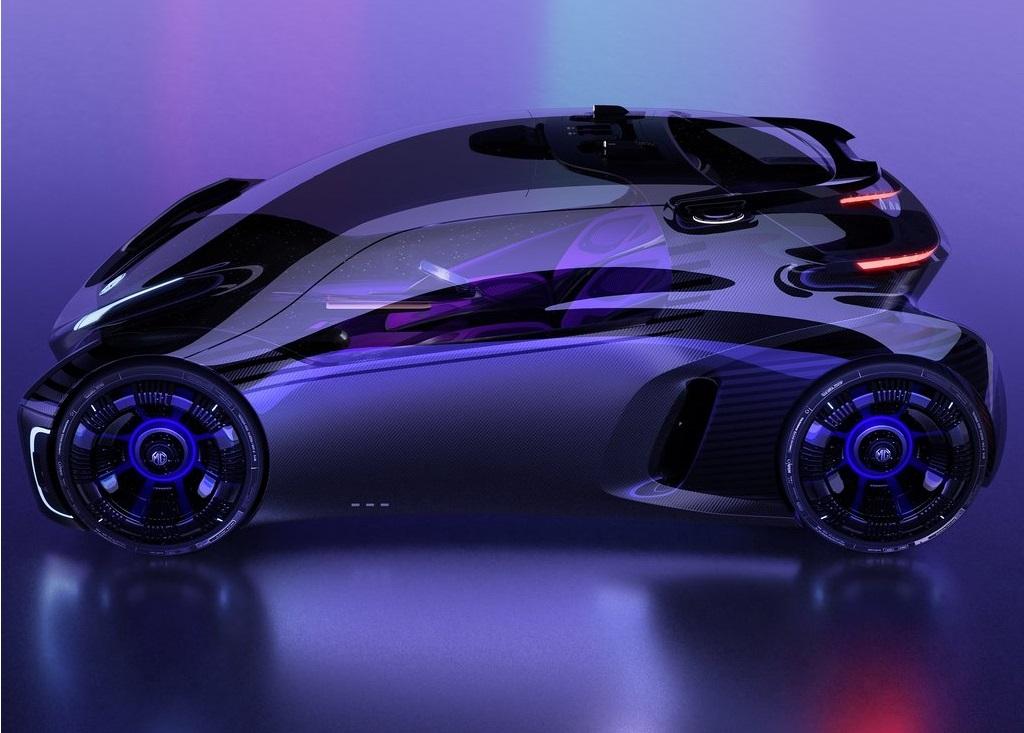 2022 MG MAZE Concept