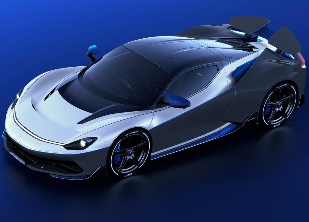 2022 Pininfarina Battista Anniversario