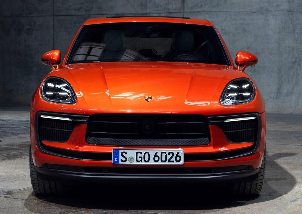 2022 Porsche Macan S