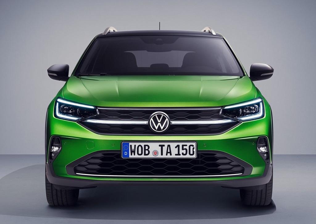 2022 Volkswagen Taigo