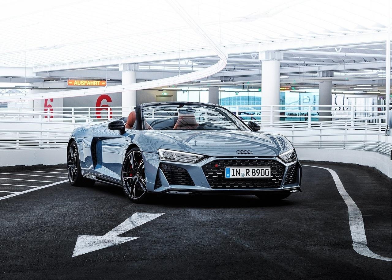 2022 Audi R8 V10 Performance RWD Spyder