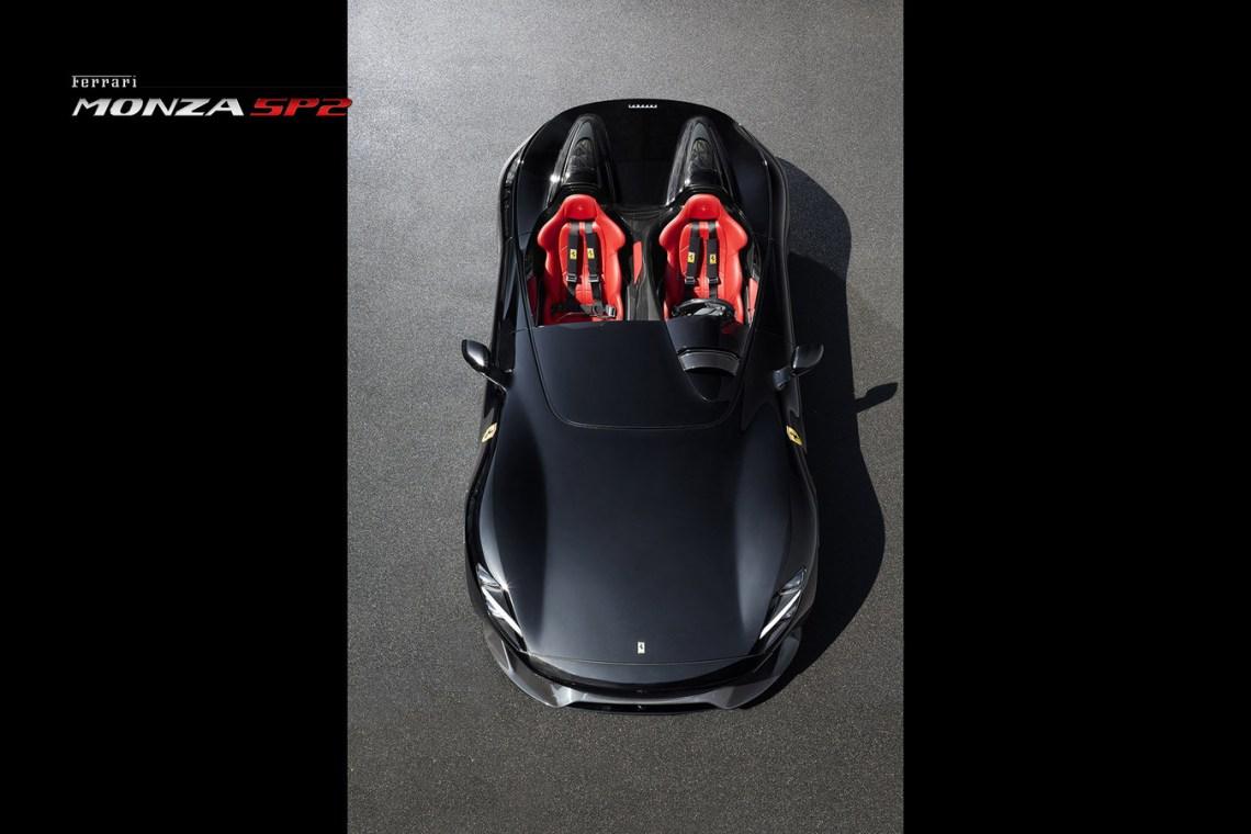 2022 Ferrari Monza SP2