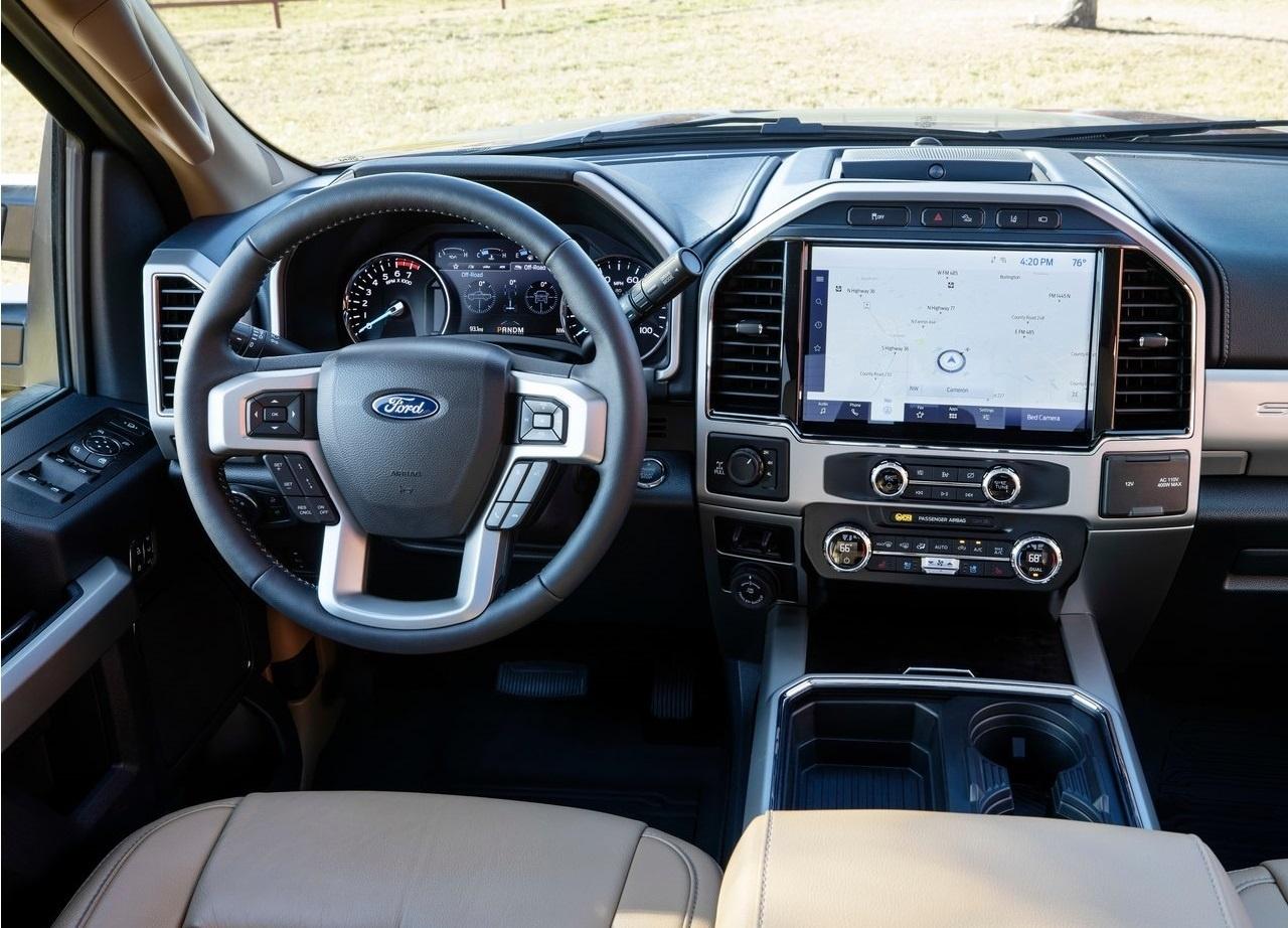 2022 Ford F-Series Super Duty