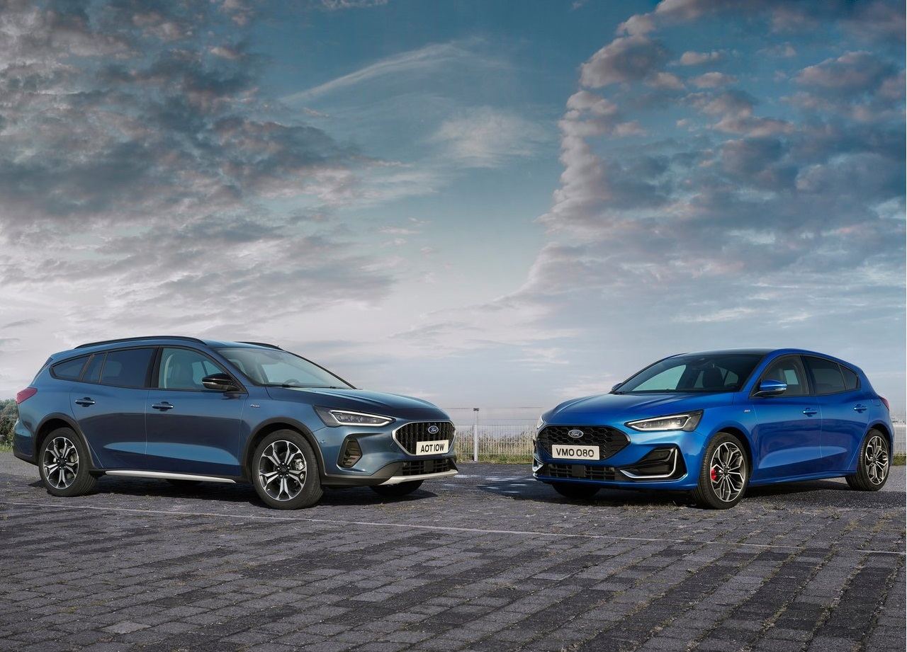 2022 Ford Focus Active Wagon