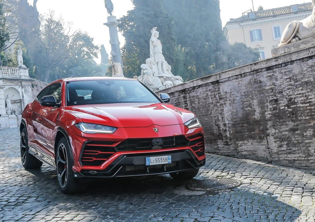 2022 Lamborghini Urus