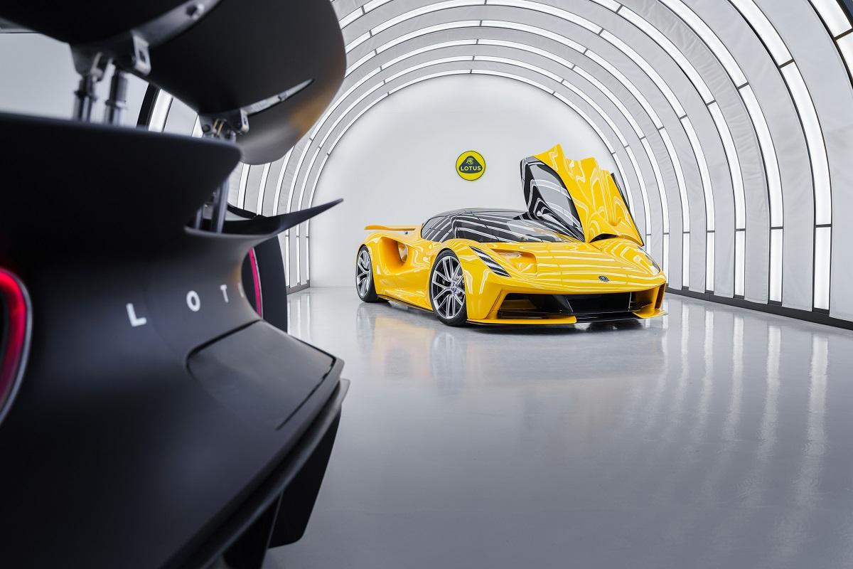 2022 Lotus Evija