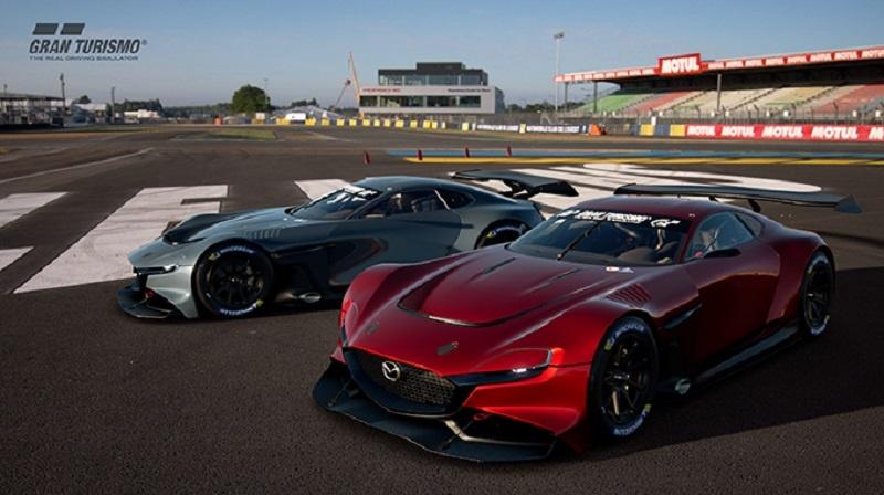 2022 Mazda RX-Vision GT3 Concept