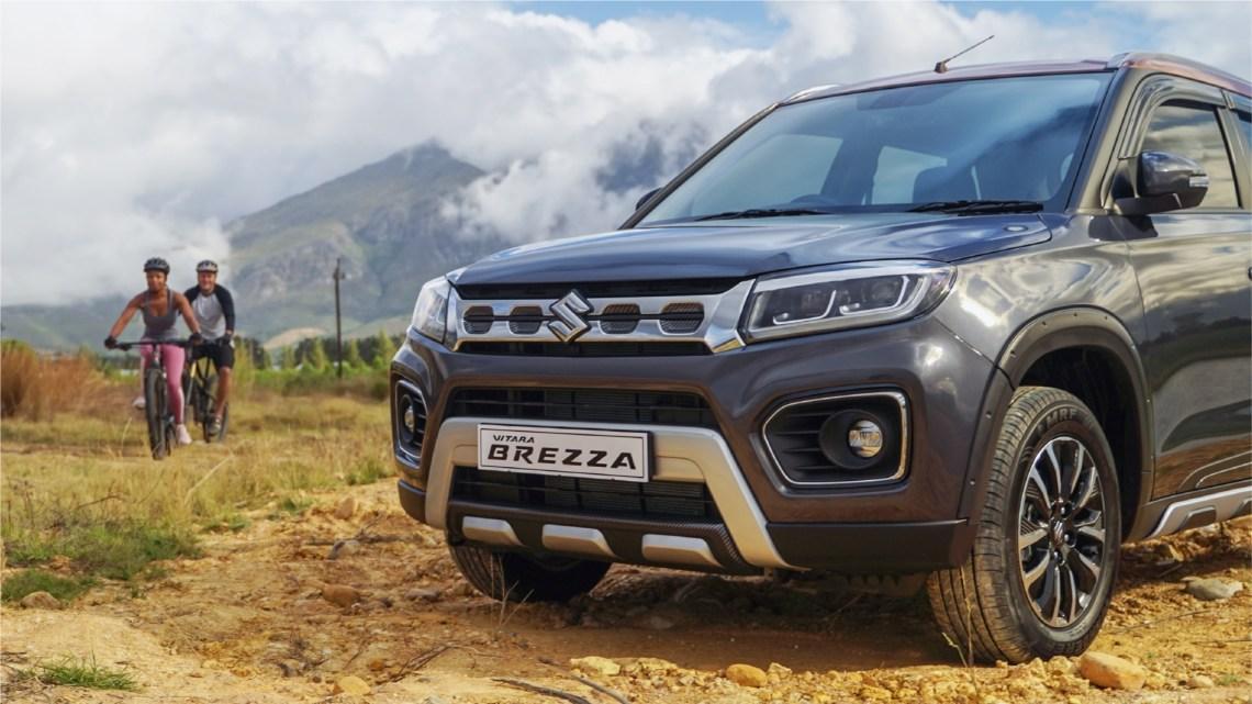 2022 Suzuki Vitara Brezza