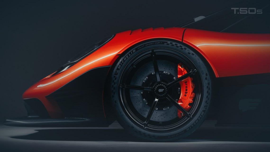 2023 Gordon Murray T.50s Niki Lauda