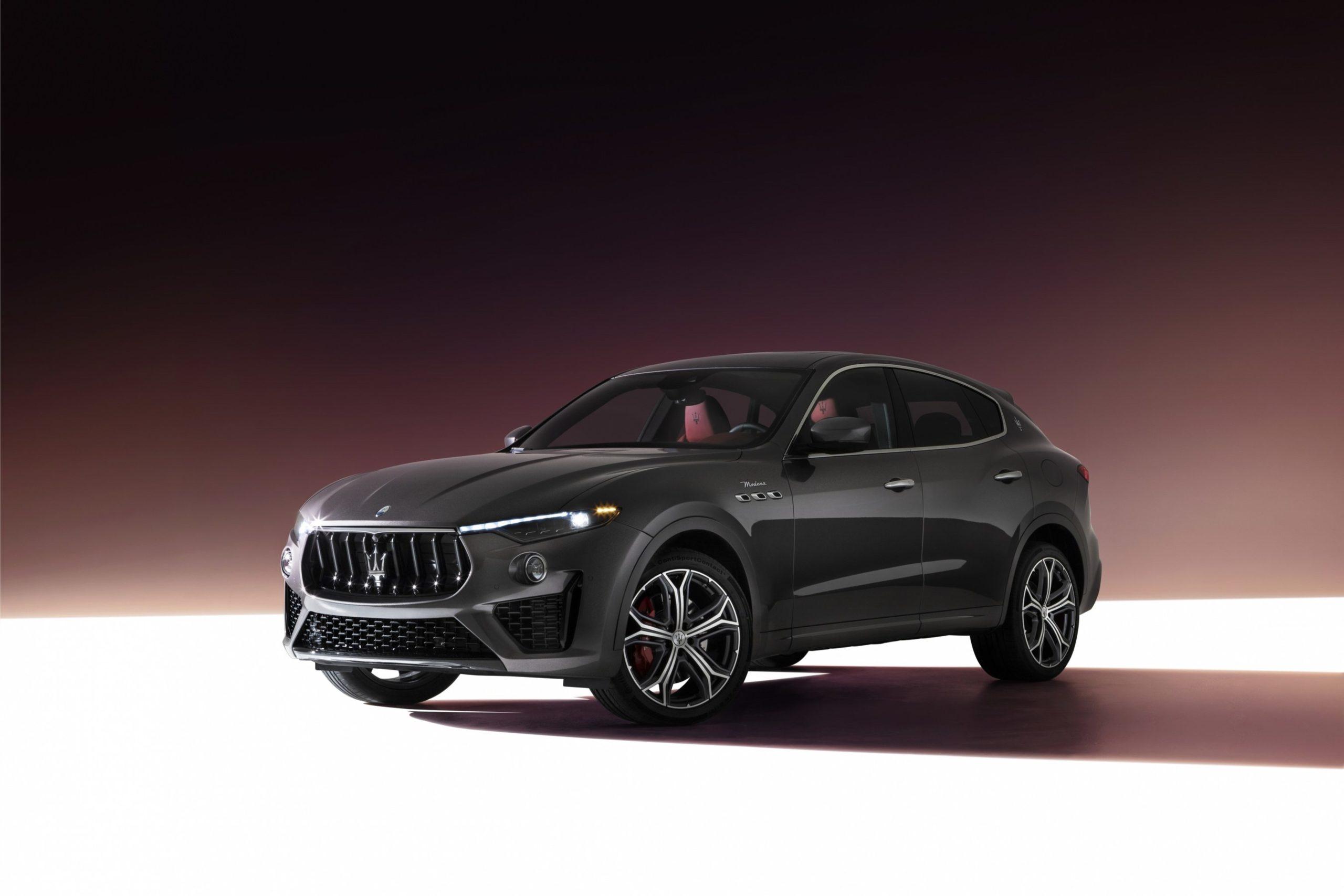 New Maserati Levante Modena Model Year 2022