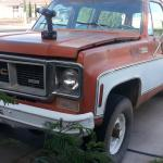 Elpfordfan 1974 Gmc Suburban 1500sport Utility Specs Photos Modification Info At Cardomain
