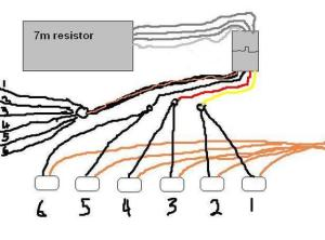 Megasquirt Support Forum (MSEXTRA) • Wiring Low Z injectors with MS3x  Resistor box (View topic)