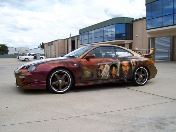 Lord of the Rings car