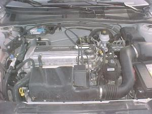 ninajturtles2004 2003 Chevrolet Cavalier Specs, Photos