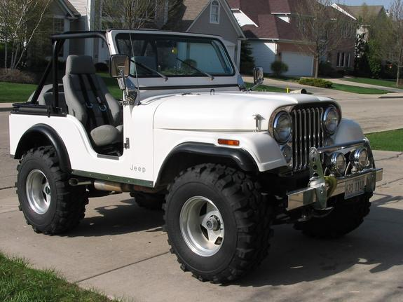 captainsibling 1970 Jeep CJ5 Specs, Photos, Modification