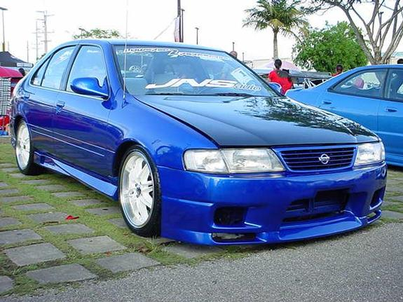 Rafcon B14 Nissan Sentra Specs Photos Modification