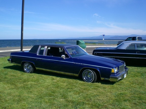 GetLowPlaya 1981 Buick Electra Specs, Photos, Modification