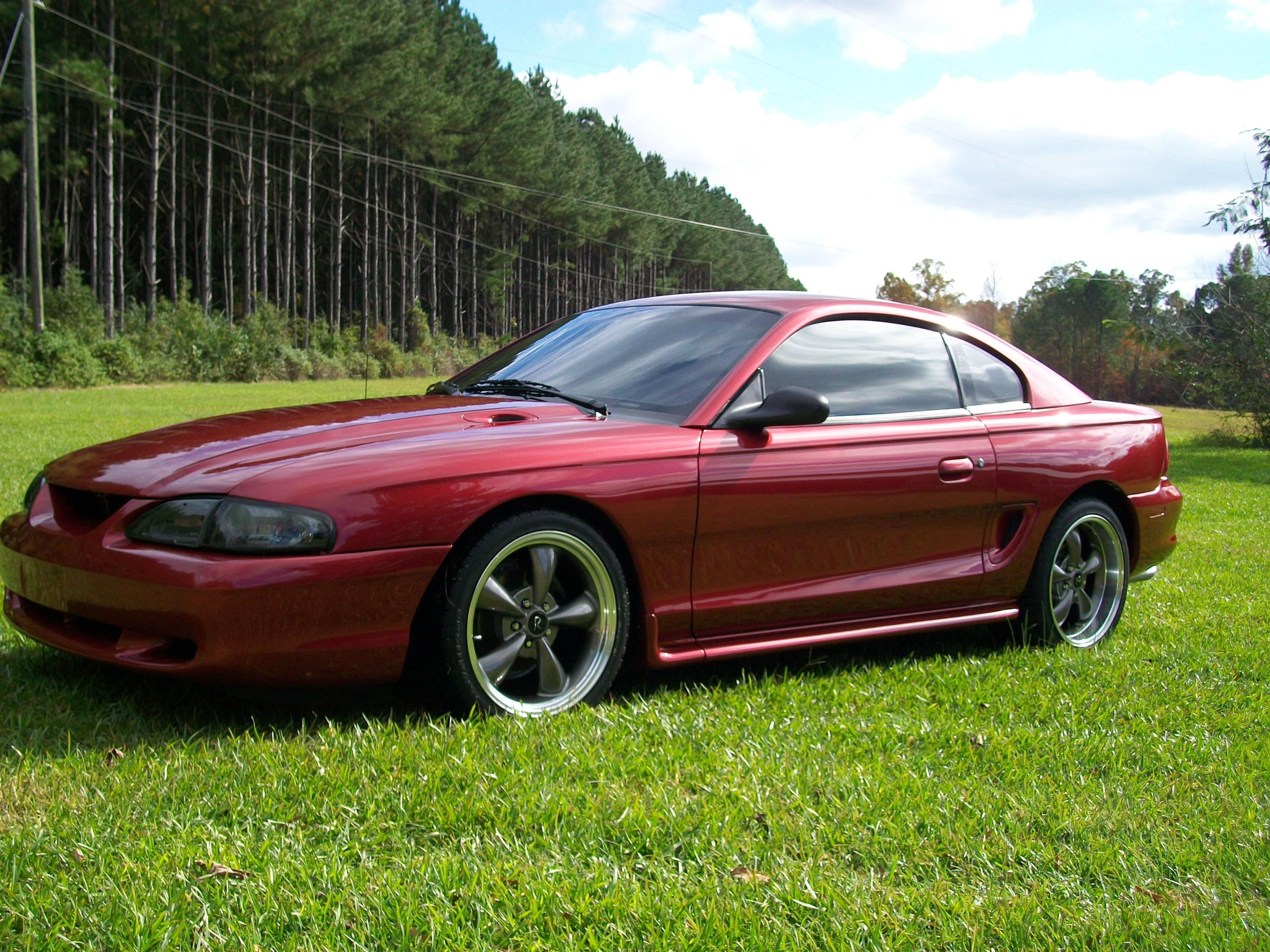 RedGT96 1996 Ford Mustang Specs, Photos, Modification Info