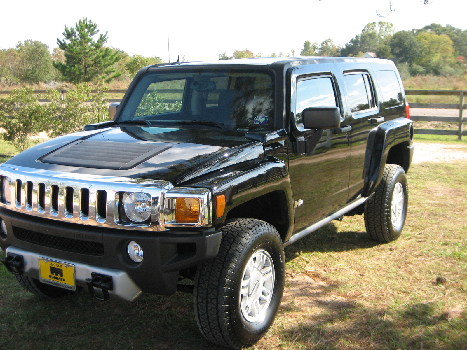 j514 3 2009 Hummer H3 Specs s Modification Info at CarDomain