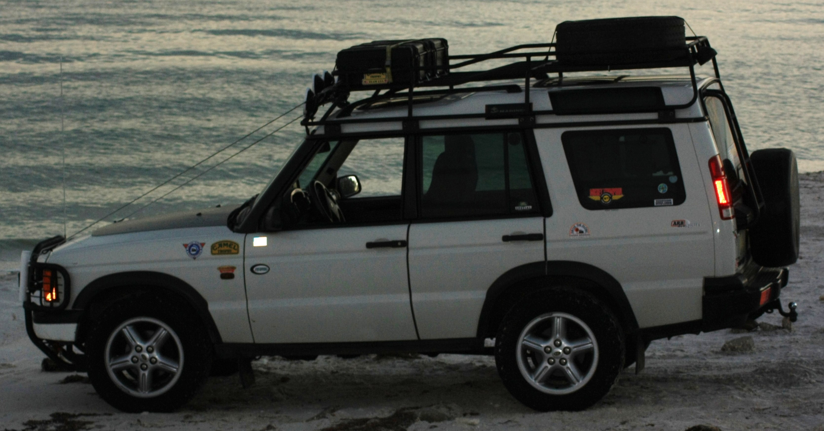 landofrovers 2000 Land Rover Discovery Specs s Modification