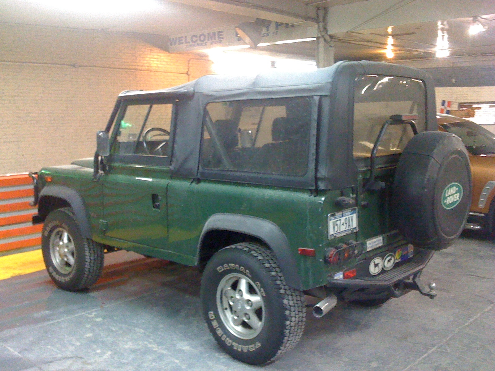 Keds4u 1995 Land Rover Defender 90 Specs s Modification