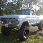 73f250 1973 Ford F250 Crew Cab Specs Photos Modification Info At Cardomain