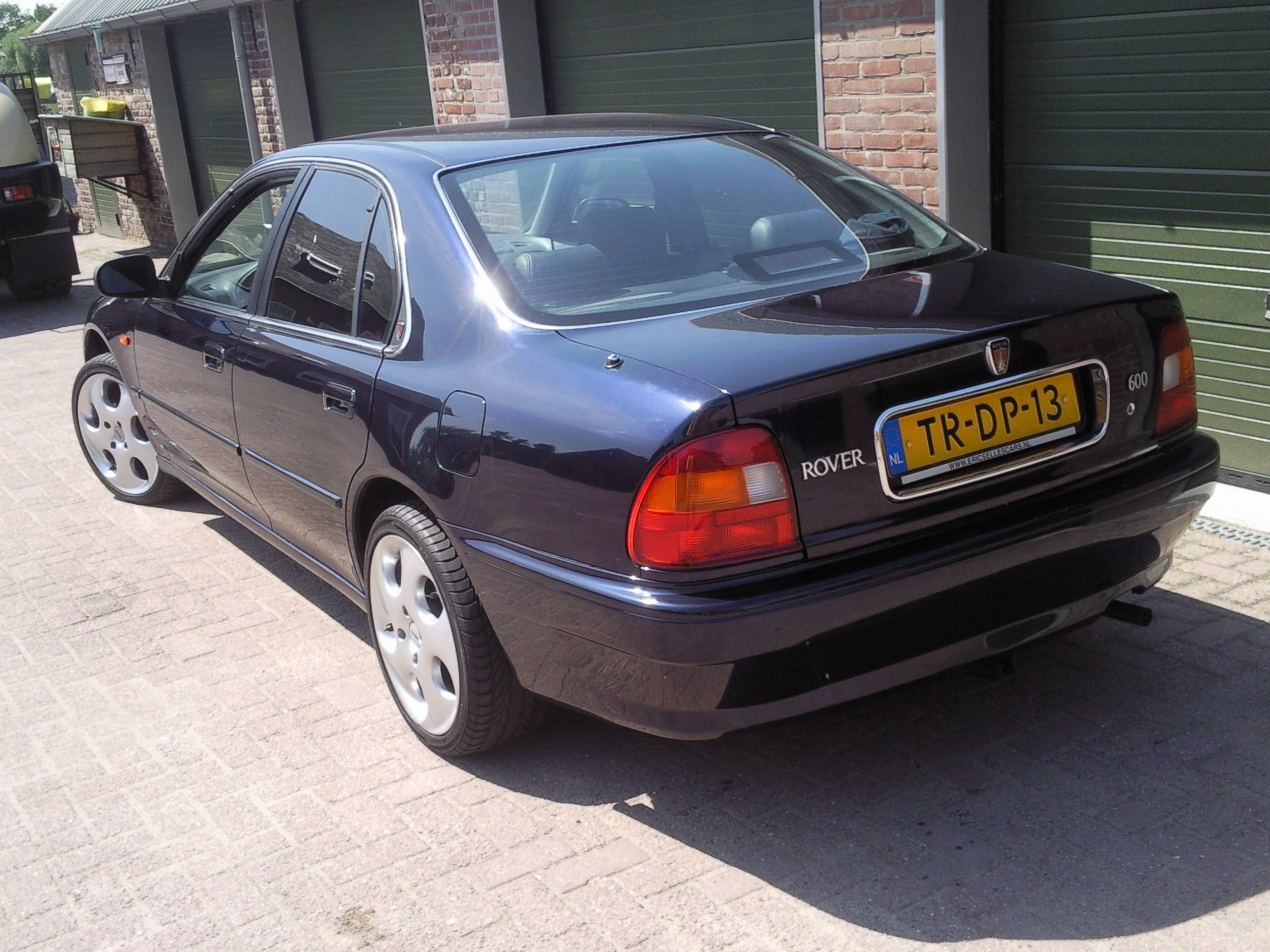 abdiBMWe21 1998 Rover 600 s Gallery at CarDomain