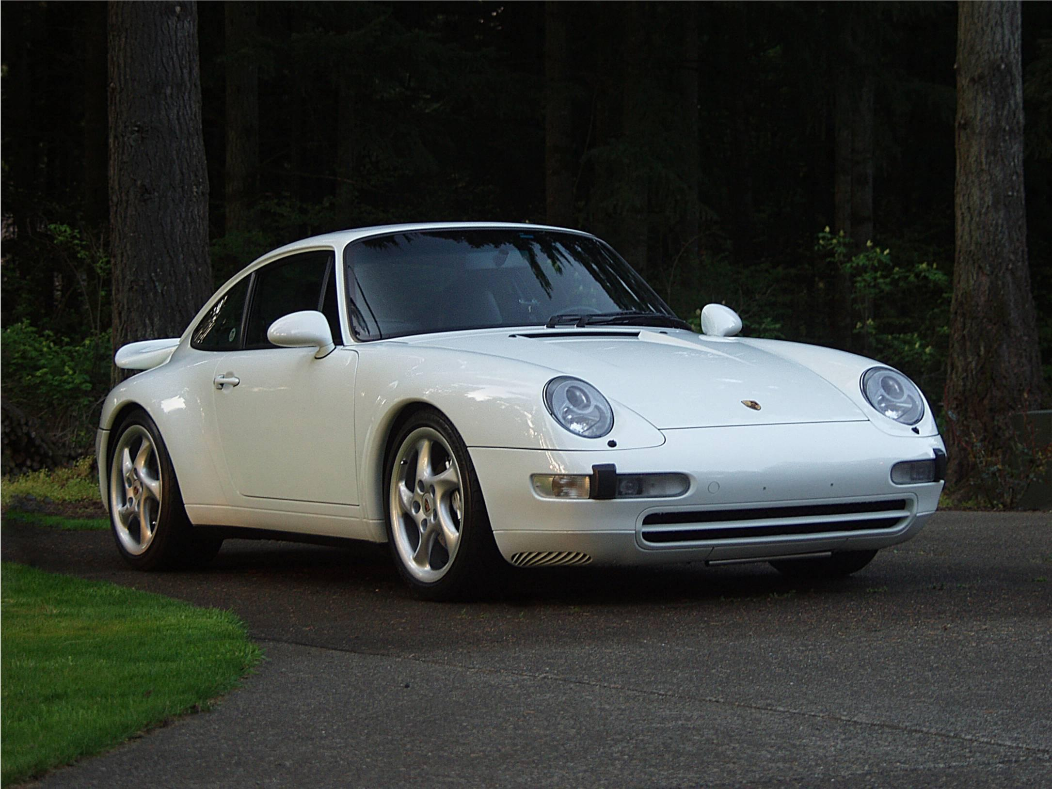 Carrera4_96 1996 Porsche 911 Specs, Photos, Modification