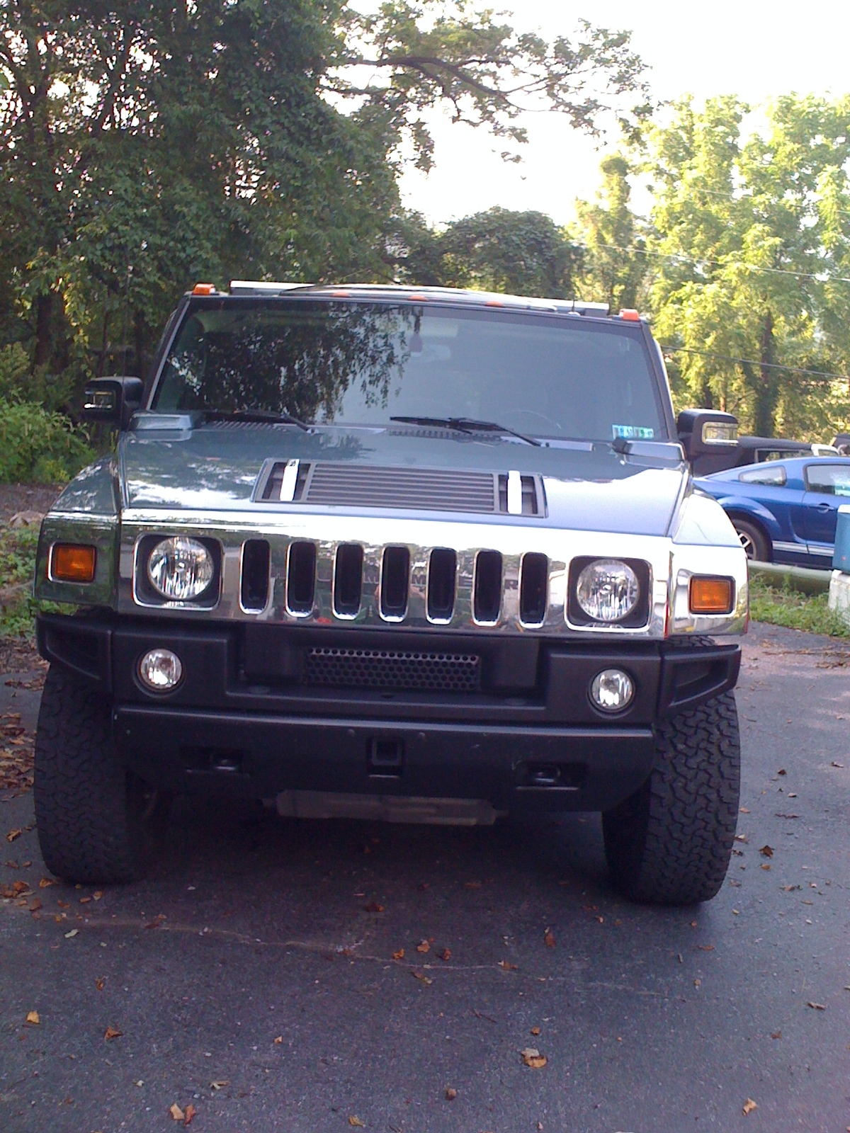 JennyX 2006 Hummer H2 Specs s Modification Info at CarDomain