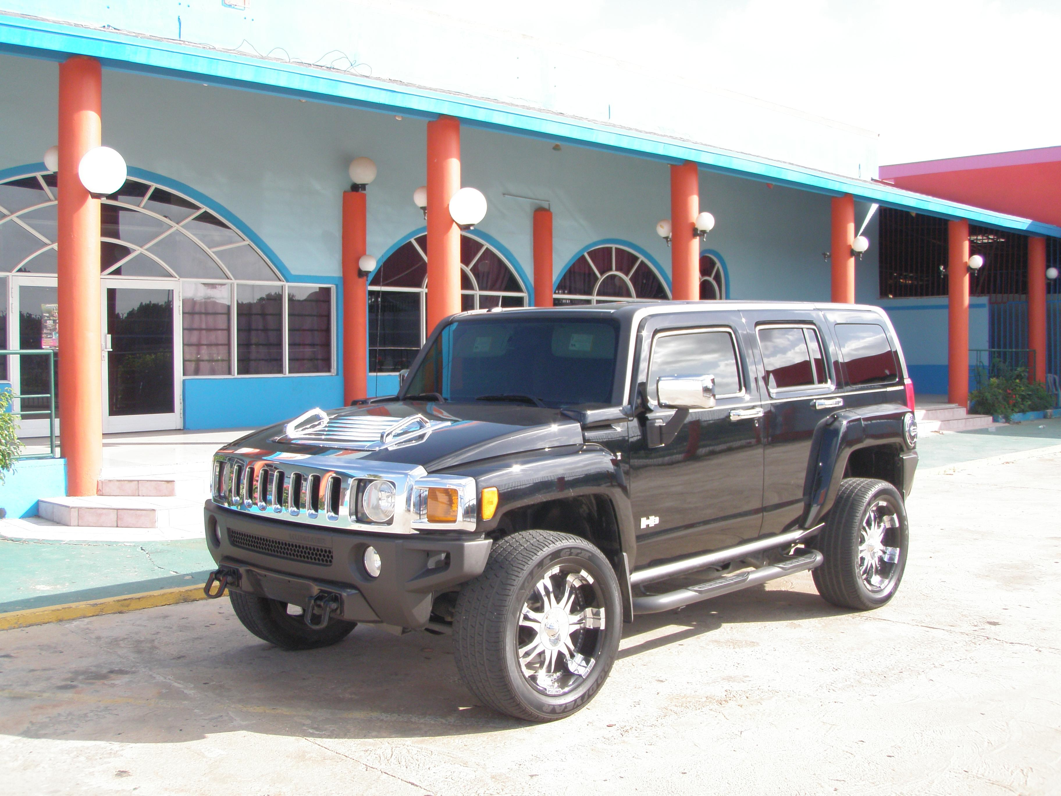 yipkevinalan 2008 Hummer H3 Specs s Modification Info at