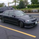 Usmcmendozajdm 2000 Honda Civicex Sedan 4d Specs Photos Modification Info At Cardomain