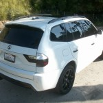 Pimpmybeamer 2008 Bmw X33 0si Sport Utility 4d Specs Photos Modification Info At Cardomain