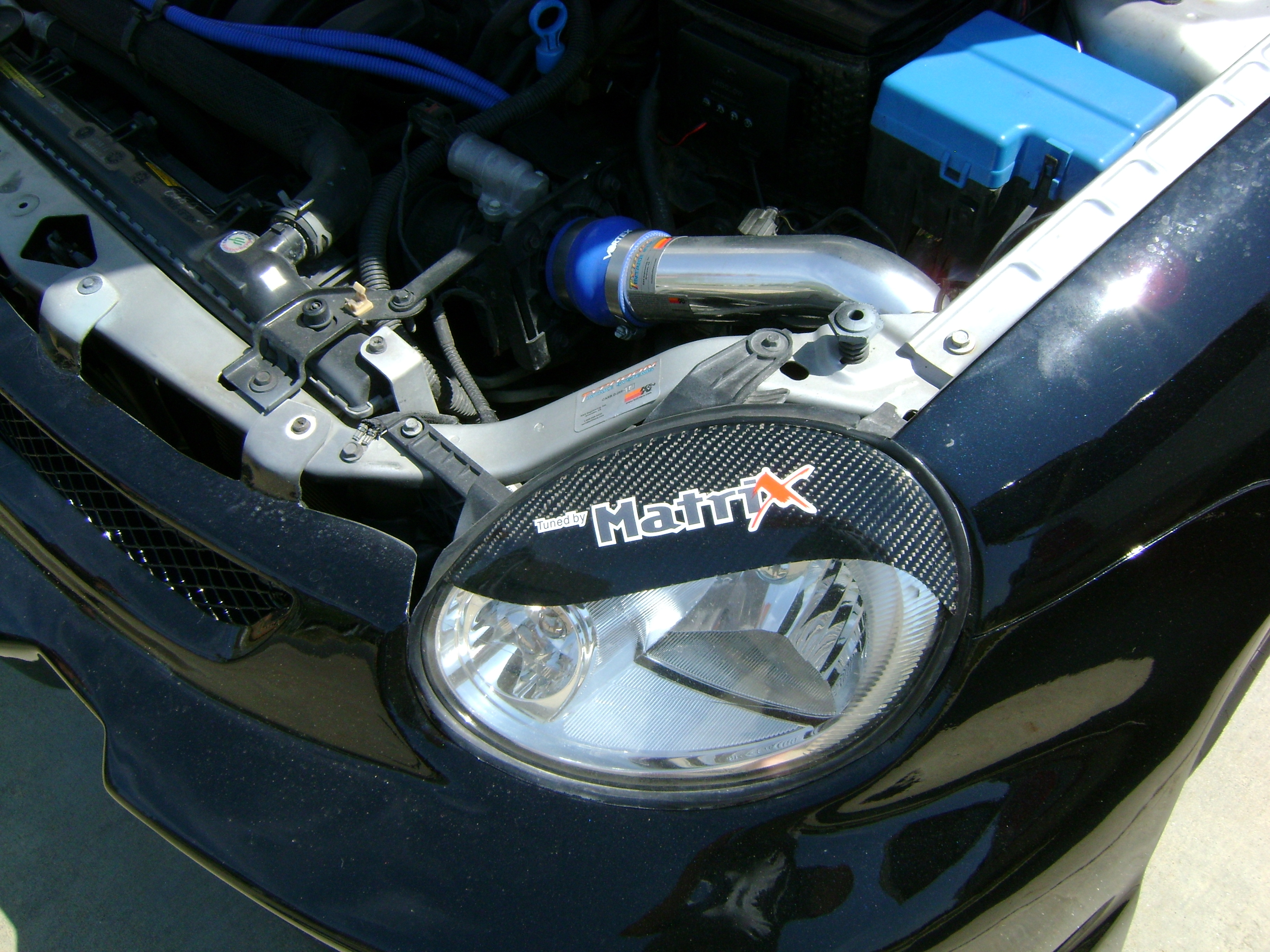 Air Intake 2005 Neon Sxt Dodge