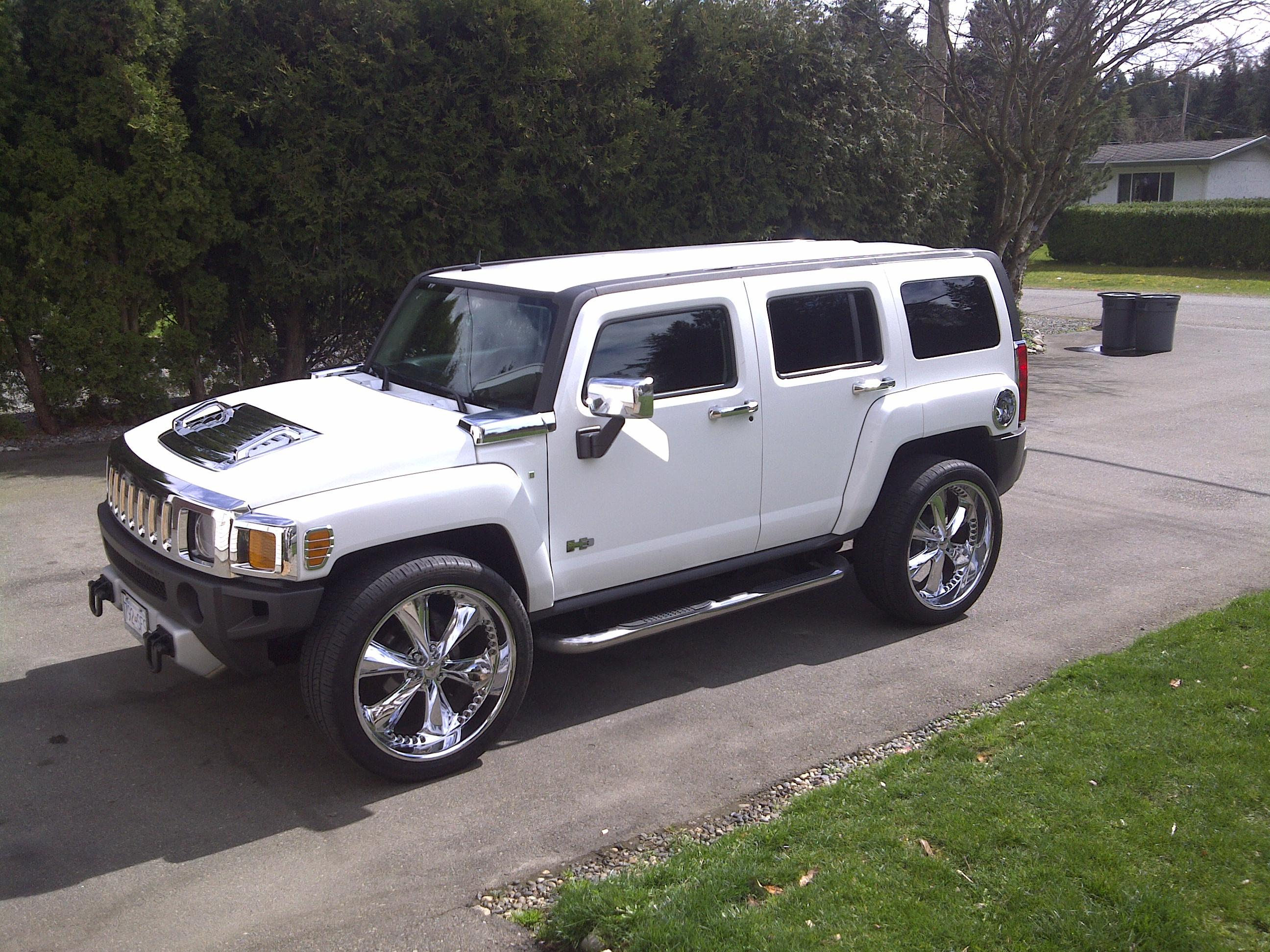 Cuda Carly 2008 Hummer H3 Specs s Modification Info at