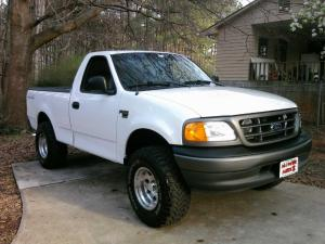 outen08 2004 Ford F150 (Heritage) Regular Cab Specs