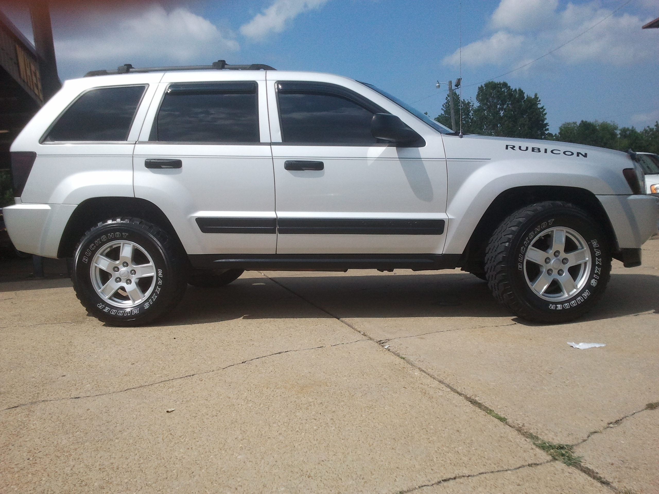 Jeep Grand Cherokee Leveling Kit 2011