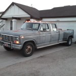 93sc5 Speedman 1986 Ford F350 Crew Cab Specs Photos Modification Info At Cardomain