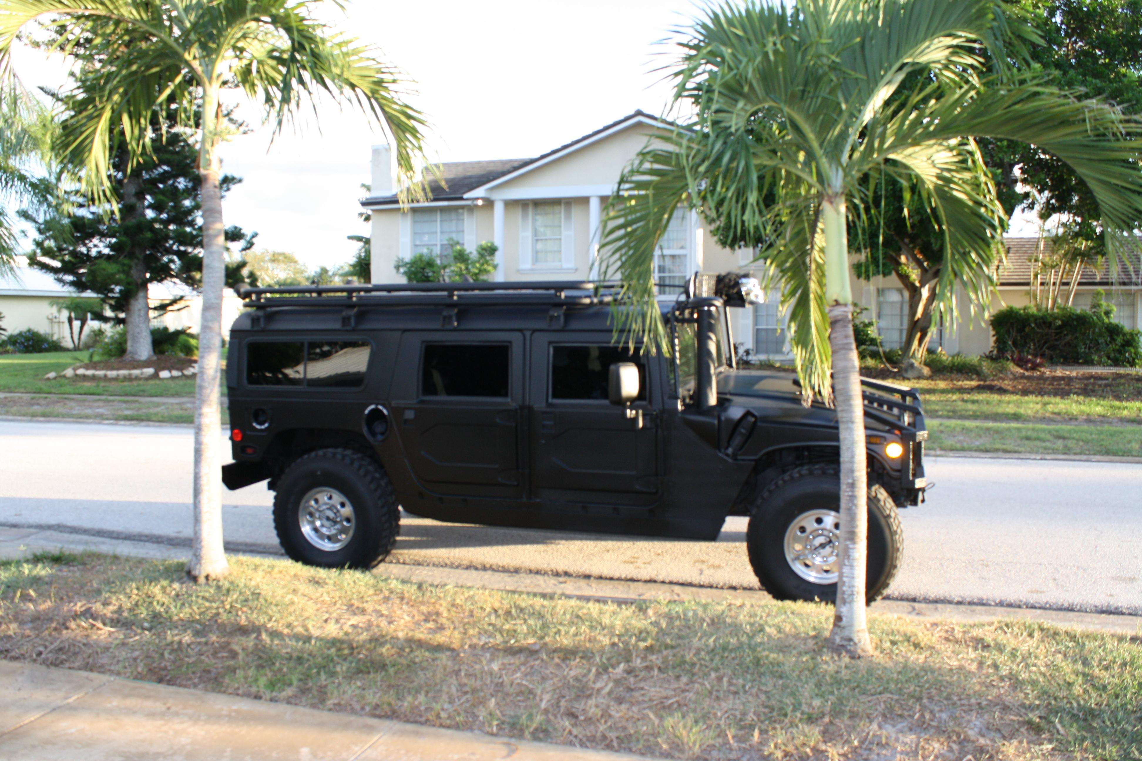 limegreen911 1994 Hummer H1 Specs s Modification Info at