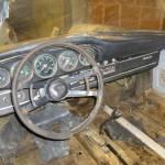 1967 Porsche 911T Soft Window Targa Dashboard