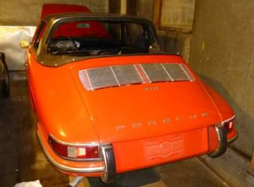1967porsche912softwindowtargayellow