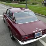 1969 alfa romeo gtv 1750 rosso amaranto