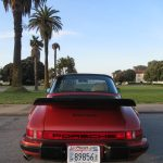 1984 Porsche 911 Carrera Targa Kiln Red Metallic