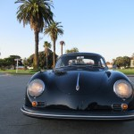 1956 Porsche 356A T1 Coupe Blue