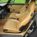 1995 porsche 993 c2 coupe midnight blue metallic