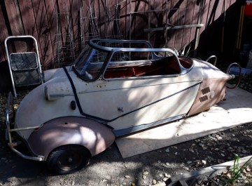 1955 Messerschmitt KR200 Project