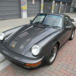 1989 Porsche 911 Carrera Coupe Slate Grey Metallic